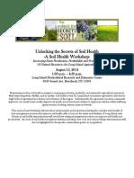 Suffolk Soil Health Workshop