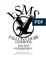 fsms choir 1415 handbook