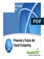 Expo Presente Futuro Cloud Computing