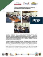 Noticias Del Programa Chimborazo Agro Competitivo