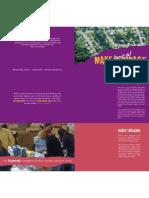 Local Impact Brochure 2009