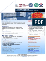 Linux Professional Institute (LPI) LPIC 1 & 2 - Full Brochures for Special Offer for MOSCMY2014