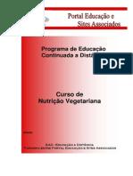 Nutrição Vegetariana I