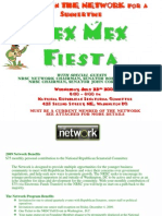 Tex Mex Fiesta for National Republican Senatorial Committee