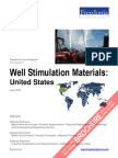 Well Stimulation Materials