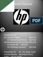 1Hewlett Packard Presentation