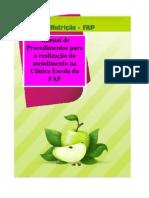 Manual Estágio Nutrição Clínica