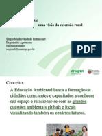 AaPalestra Básica Educação Ambiental Horta 23-10-2012