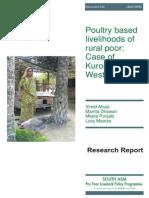 Bk Poultry Based Livelihoods