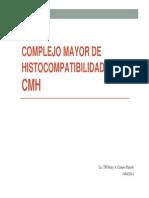 5) Complejo Mayor de Histocompatibilidad Mhc