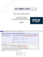 Alg Lineal 02