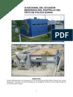Plan de Contingencia Del Rastrillo Sub Zona Guayas
