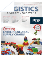 Help Employees Meet Great Expectations--Logistics & Supply Chain World September 2012