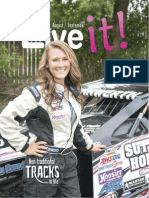 August/September issue of Live it! magazine