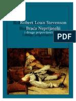 Robert Louis Stevenson - Braca Neprijatelji i Druge Pripovijesti