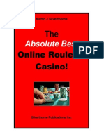 Absolute Best Online Roulette Casino
