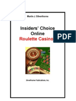 Insiders Choice Online Roulette Casinos