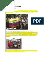 Pobreza en Ecuador