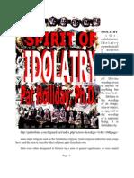 Spirit of Idolatry