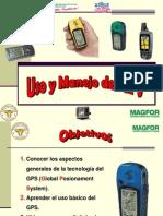 Capacitación GPS
