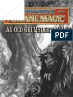 Warhammer Arcane Magic
