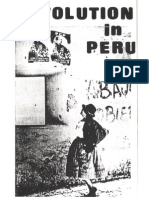 The Committee to Support the Revolution in Peru - Revolution in Peru