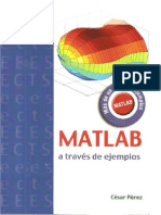 221029663 Matlab a Traves de Ejemplos