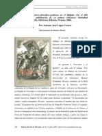 Claves Historico-filosoficas Del Quijote