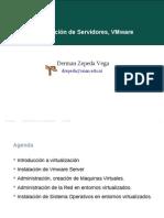 Virtualizacion Servidores VMware Introductorio