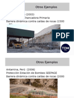 Proyectos Geobrugg en Peru