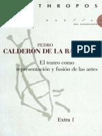 CALDERÓN de LA BARCA.1997_Arellano_RecuperacionAutosSacramentalesCalderorianos