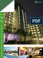 HOTELON - Sistema de Automatización y Control de Hoteles