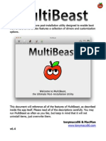 MultiBeast Features 6.4