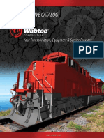 Wa Btec Locomotive Product Catalog