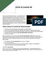 Windows 8 Activar La Cuenta de Administrador 9657 Mhb8bs
