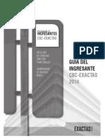 Guia Del Ingresante Cbc Exactas 2014 8
