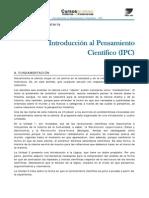 Ipc Intensivo Programa 2013