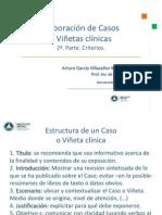 Elaborar Casos Clínicos II. 2013-14AGV