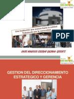 Presentacion Informe de Gestion 2011