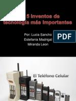5inventosmasimportantesdelatecnologia-120322124255-phpapp01