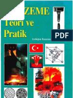 Malzeme Teori ve Pratik Erdoğan Kayıran