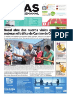 Mijas Semanal Nº596. Del 14 al 21 de agosto de 2014