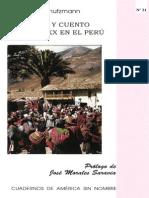 Ritagnutzman Novela y Cuenta Del Siglo XX
