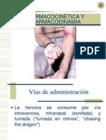 Opiaceos 2013 Parte II Farmacología