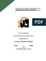 Contabilidad de Costos i Para Alumnos Del 2013 Raul Anchapuri