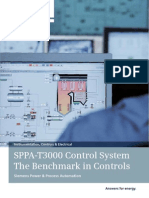 Control-system I&C Sppa-t3000 Brochure
