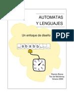 Automatas y Lenguajes
