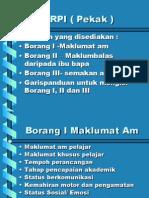 RPI ( Pekak )Presentation