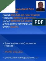 Telematica RC Jesualdo Gamez