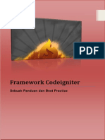 Framework CI Lanjutan